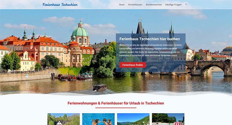 Ferienhaus Portal Tschechien