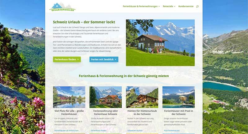 Urlaub-Schweiz - Portal